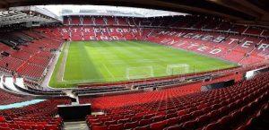 Stadion Old Trafford saat ini berumur 106 tahun. Didirikan pada 19 Februari 1910.